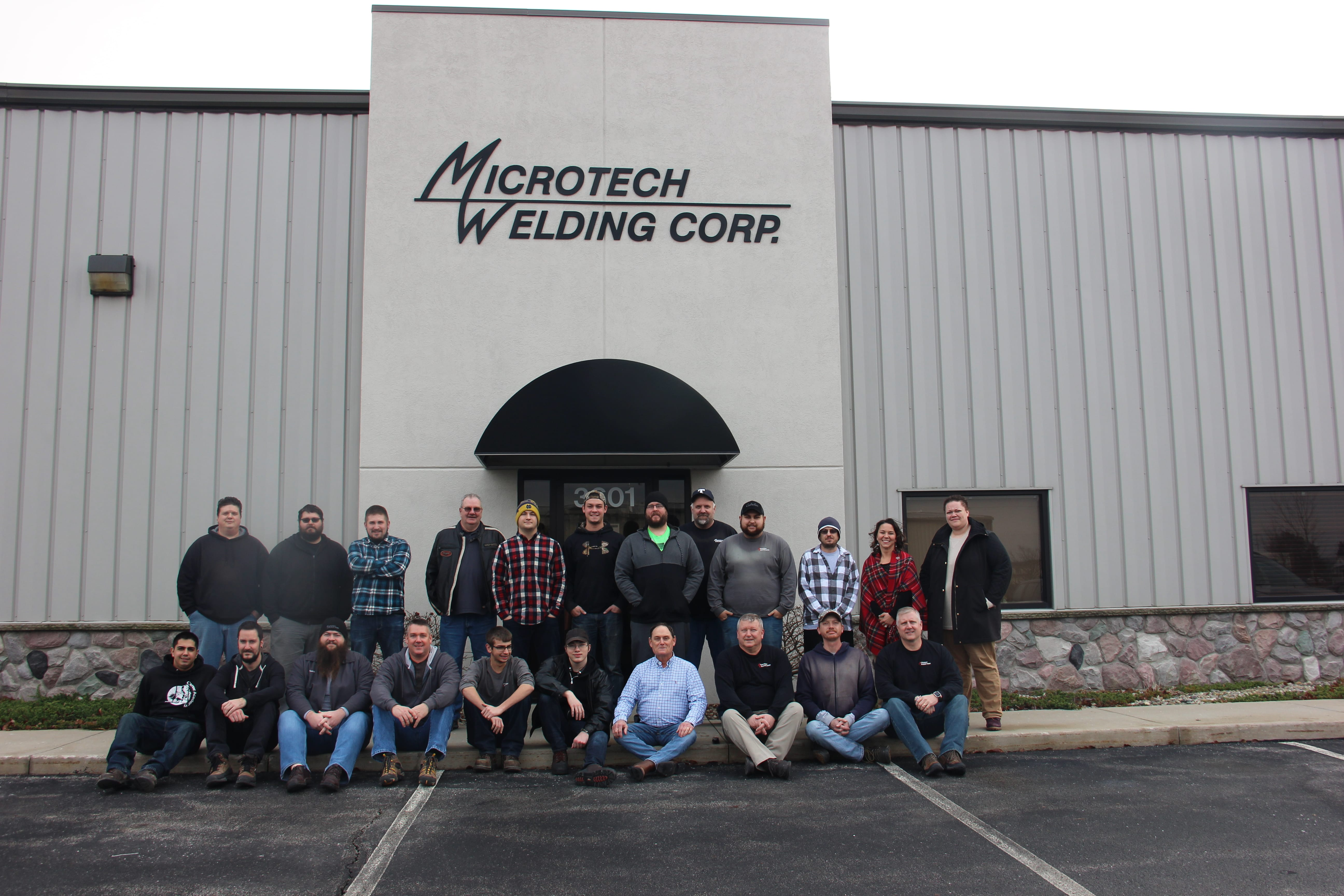 Microtech Welding Team
